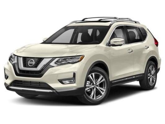 2020 Nissan Rogue SL Lupient MN | Brooklyn Park Golden