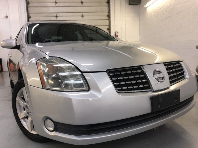 2004 Nissan Maxima 3.5 SE In Lupient, MN   Lupient Automotive Group, Inc.