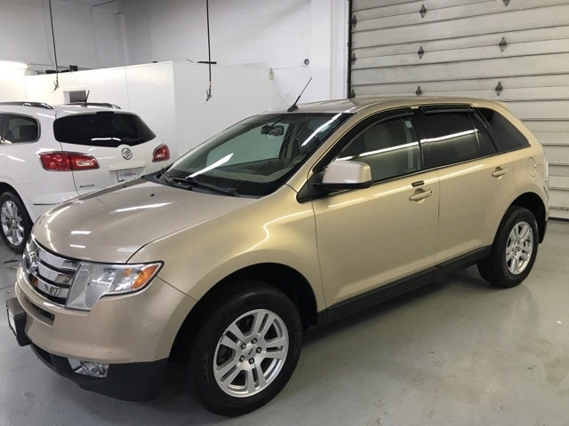 2007 ford edge sel bloomington mn brooklyn park golden valley rh lupient com Kelley Blue Book 2007 Ford Edge 2007 Ford Edge Review